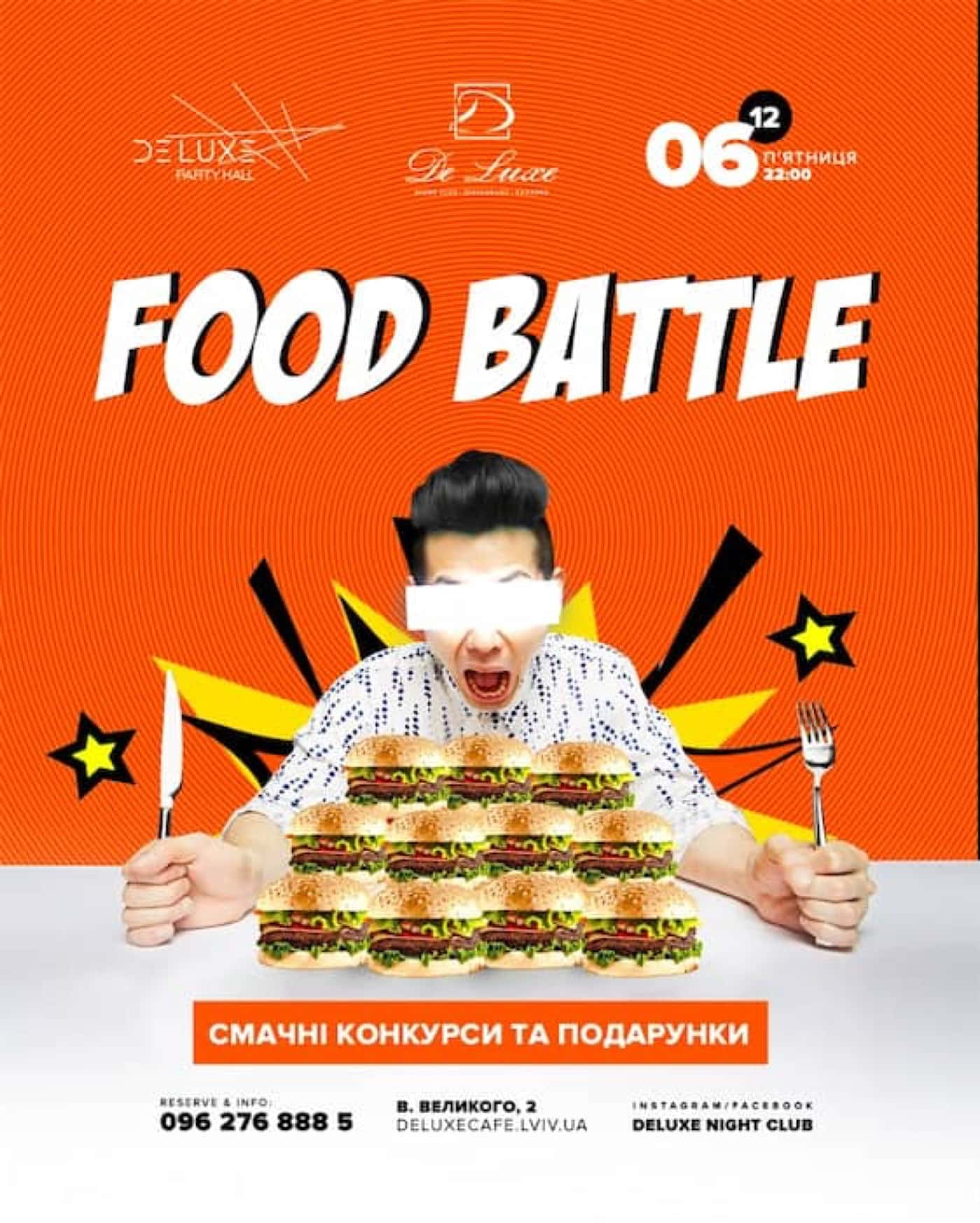 FOOD BATTLE