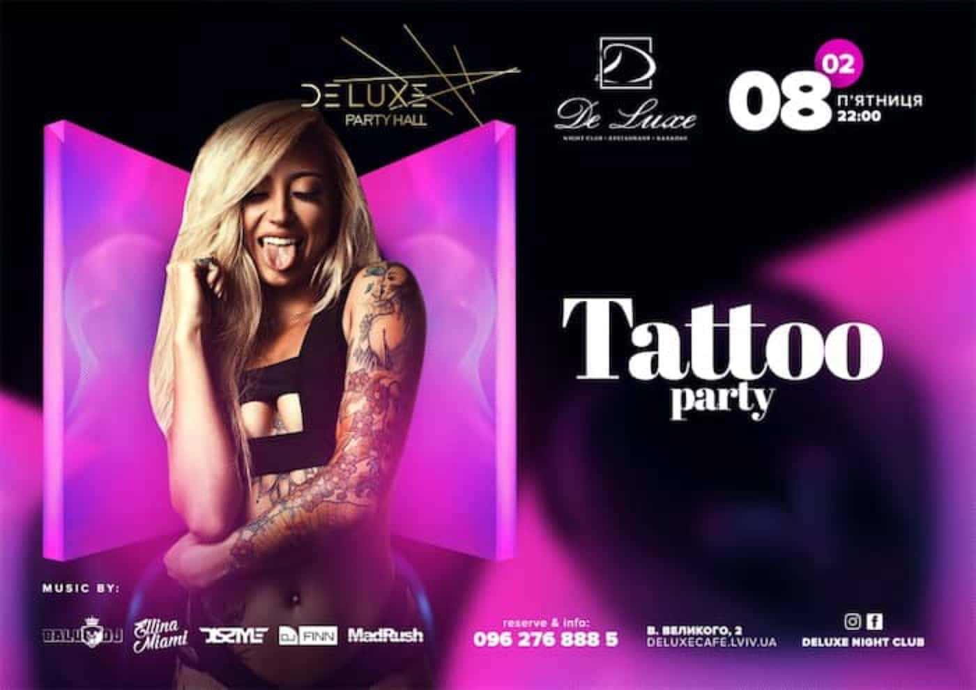 Tatto Party