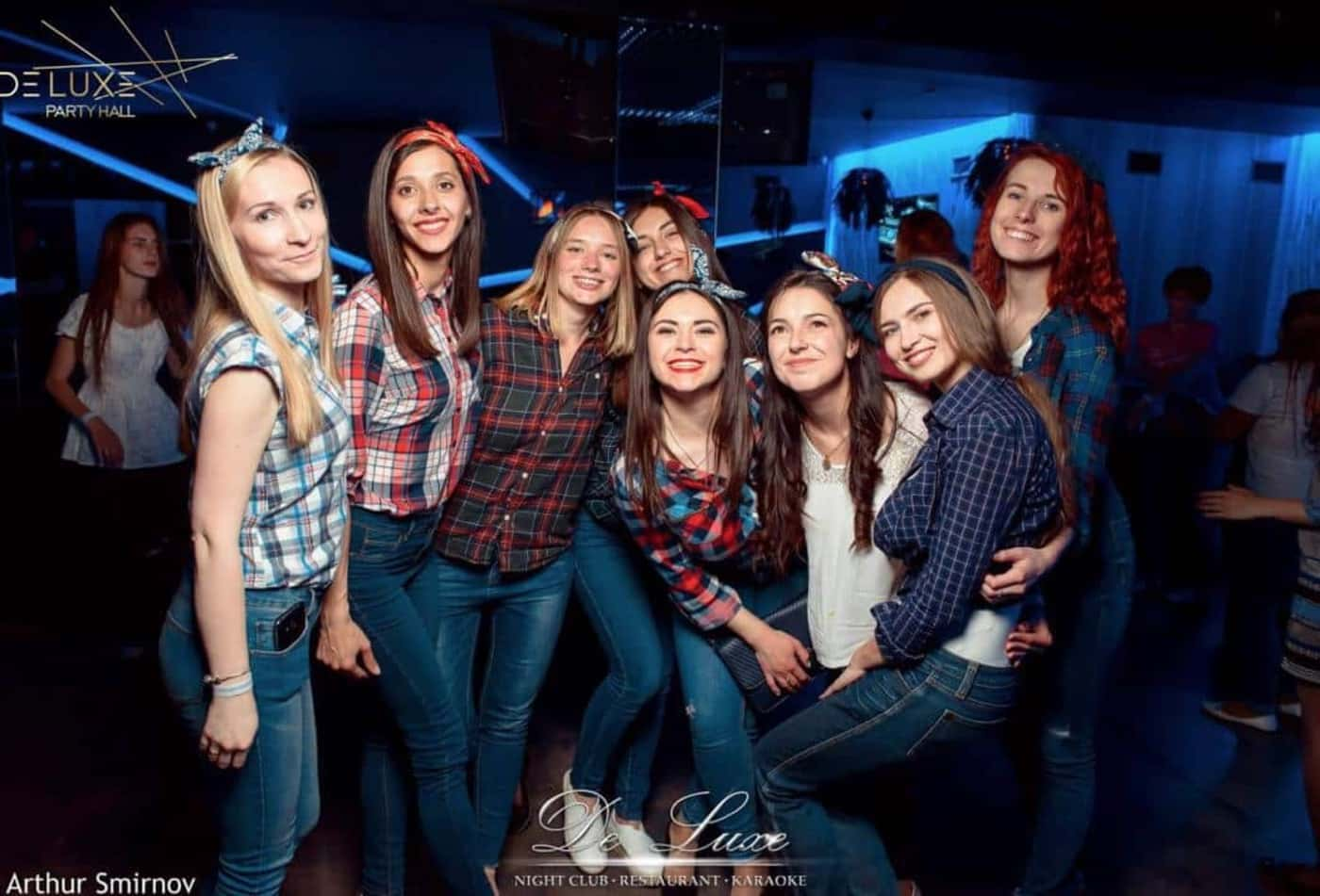 Nightclub in Lviv DeLuxe | Photo from parties