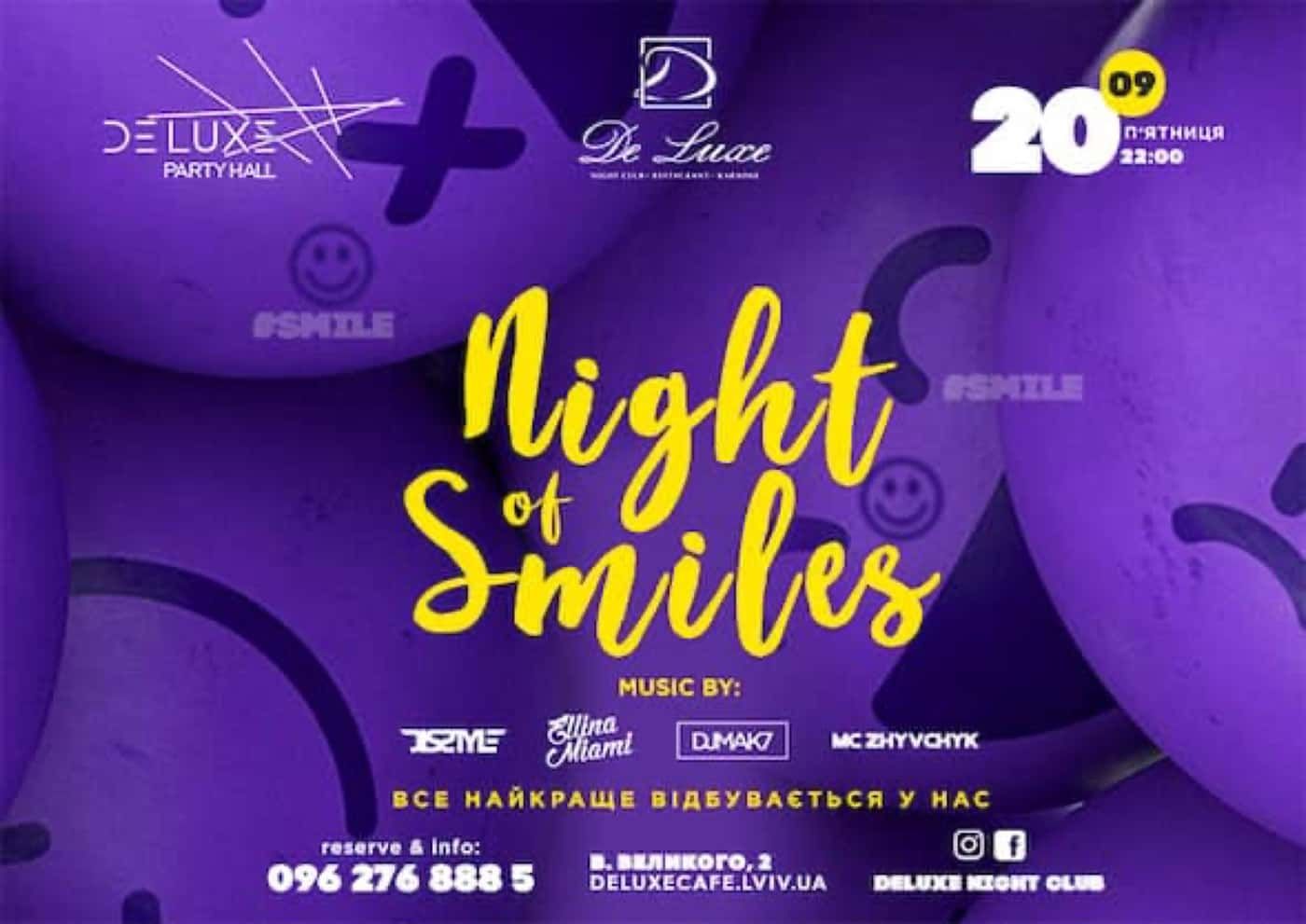 Night of Smiles