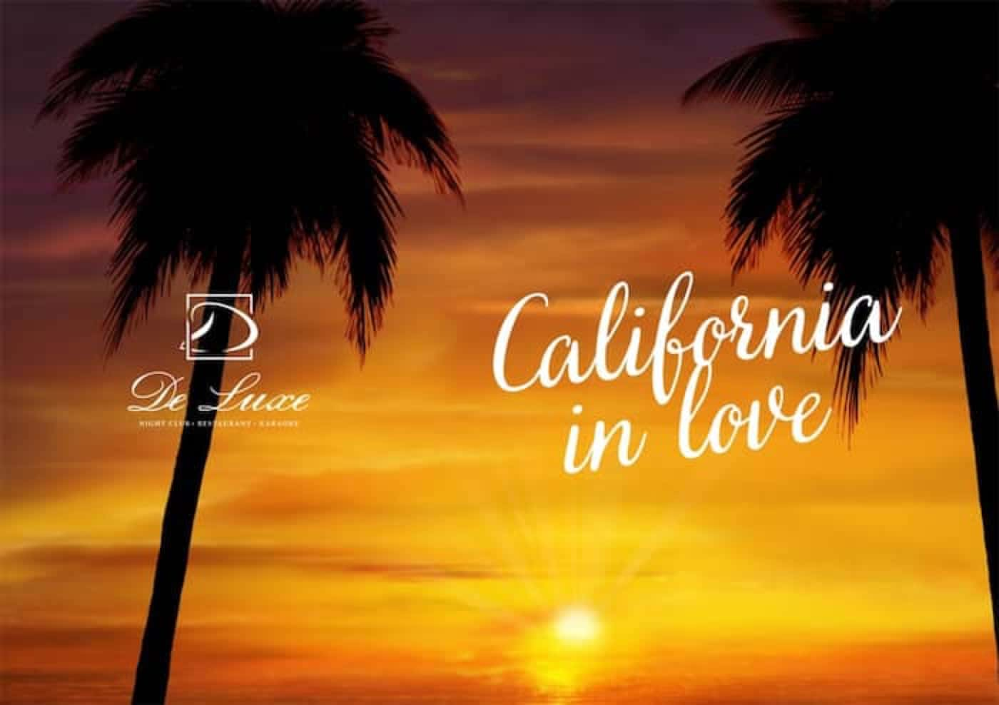 California In Love